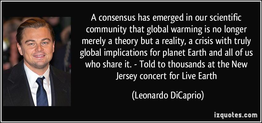 Consensus quote #2