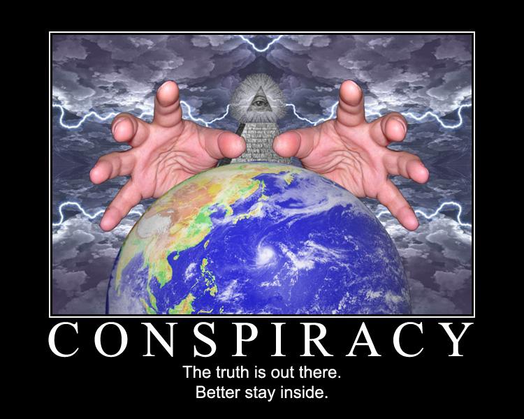Conspirators quote #2