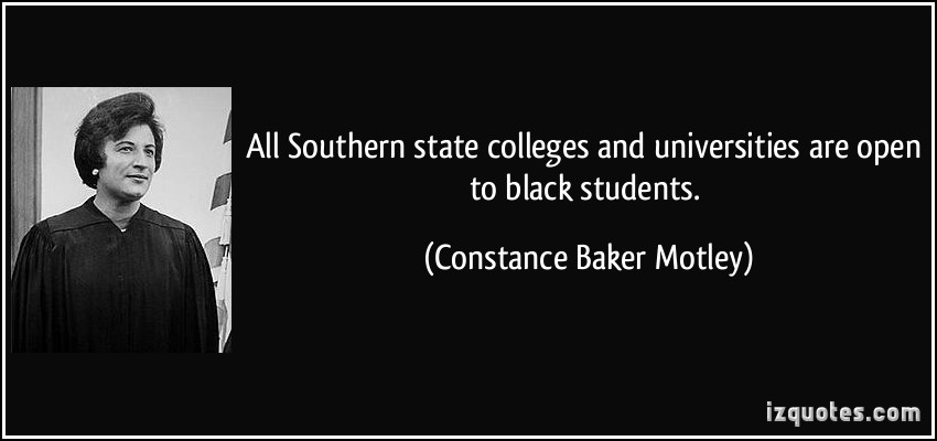 Constance Baker Motley's quote #3