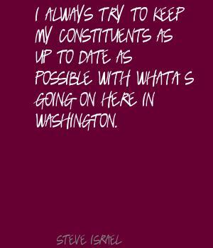 Constituents quote #1