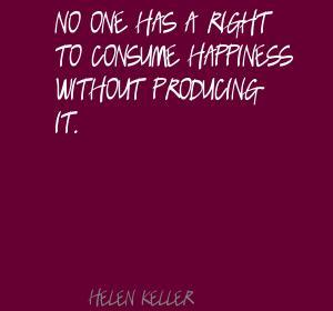 Consume quote