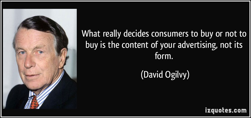 Consumers quote #1