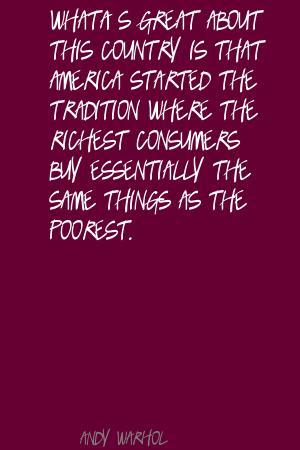 Consumers quote #3