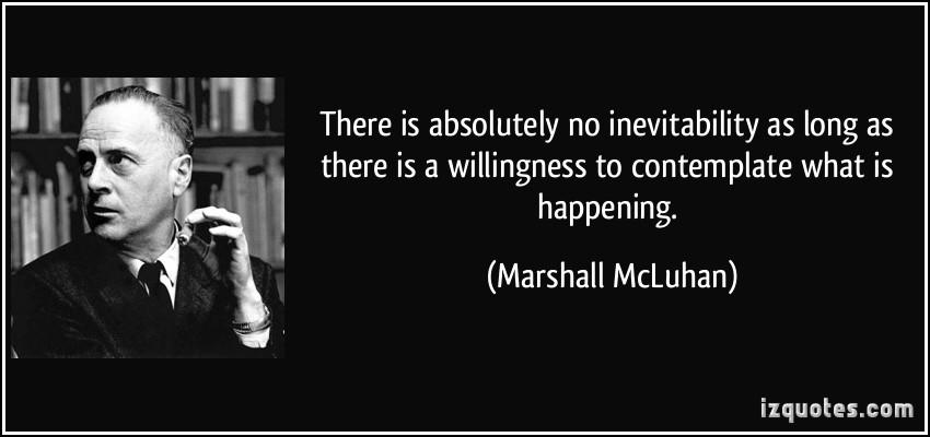 Contemplate quote #1