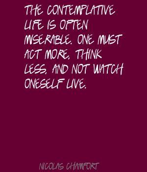 Contemplative quote #1