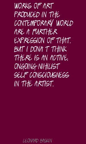Contemporary World quote #1