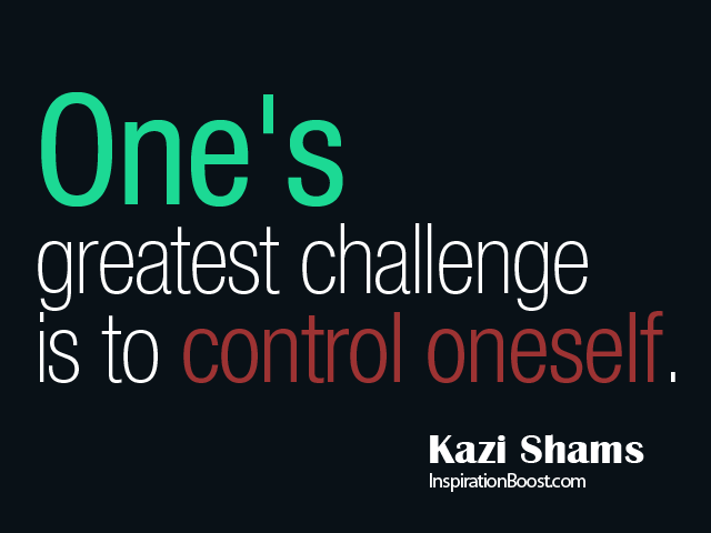 Control quote #1