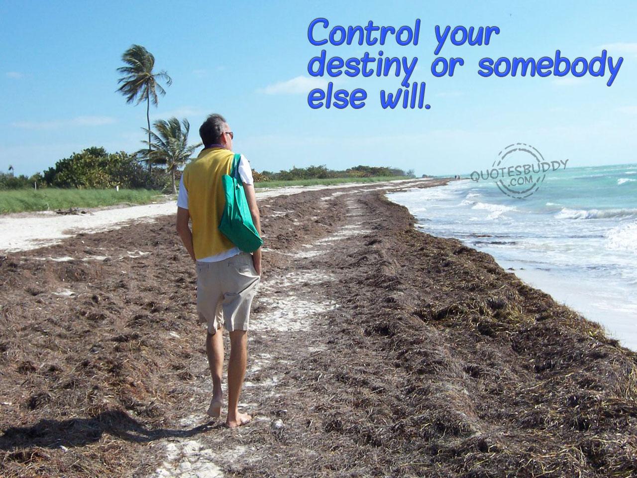 Control quote #6