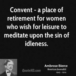 Convent quote #1