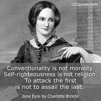 Conventionality quote #1