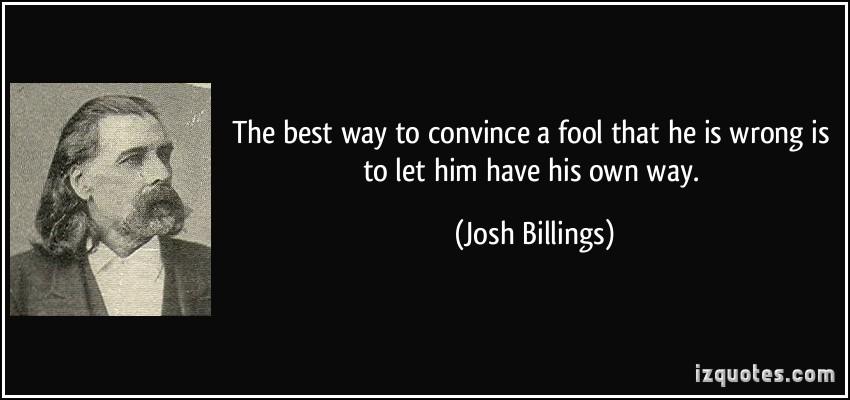 Convince quote #5