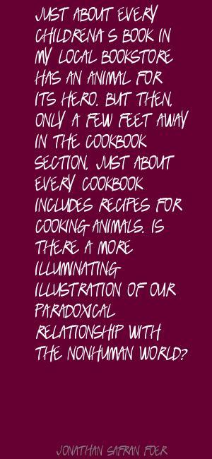 Cookbook quote #1
