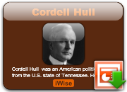 Cordell Hull's quote