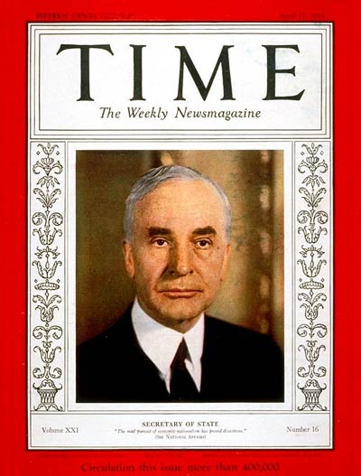 Cordell Hull's quote #4