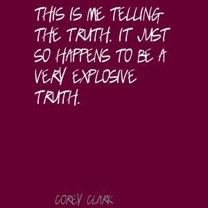 Corey Clark's quote #5
