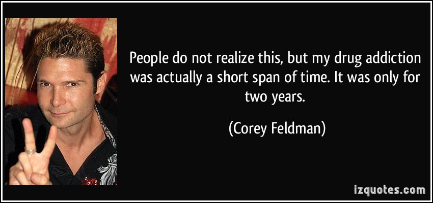 Corey Feldman's quote #3