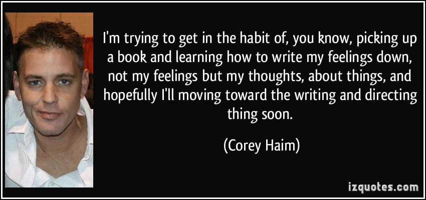 Corey Haim's quote #8