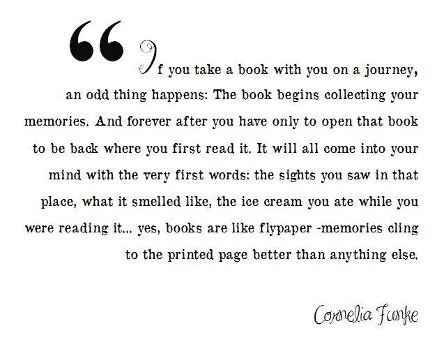 Cornelia Funke's quote