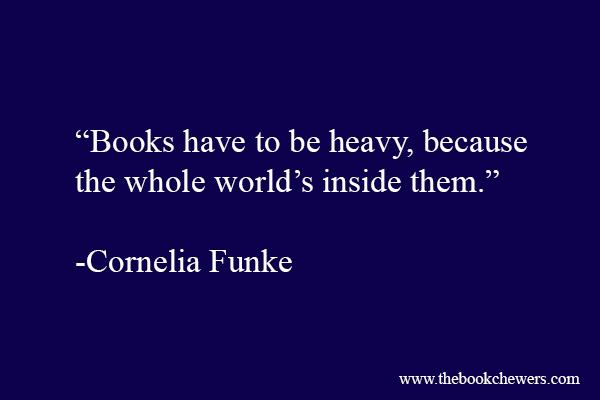 Cornelia Funke's quote #3