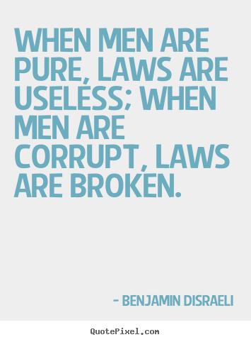 Corrupt quote #3
