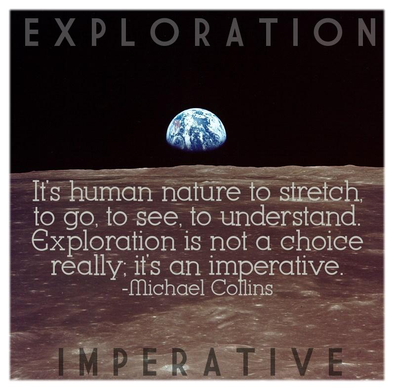 Cosmic quote #1