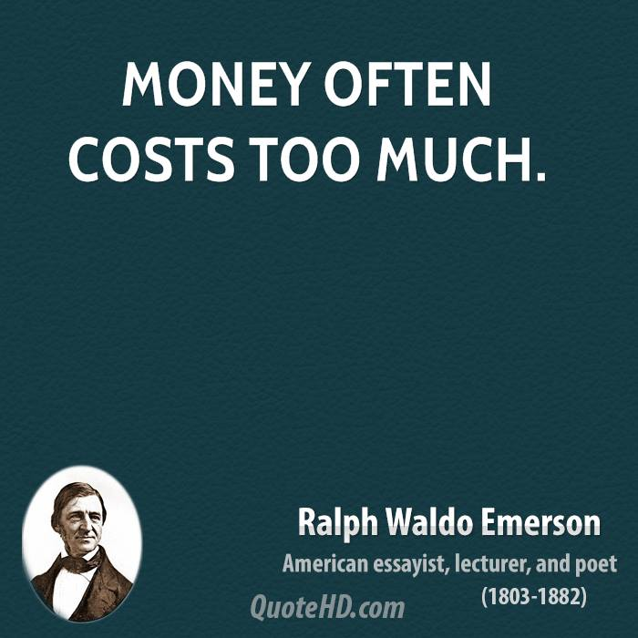 Costs quote #7