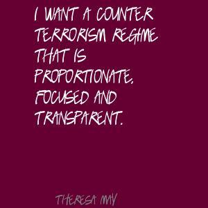 Counterterrorism quote #2