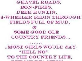 Country Boy quote #1