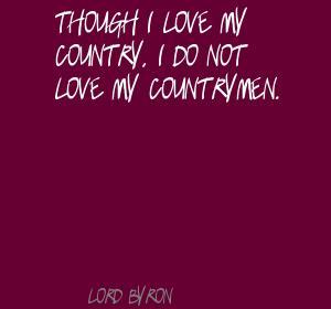 Countrymen quote #1