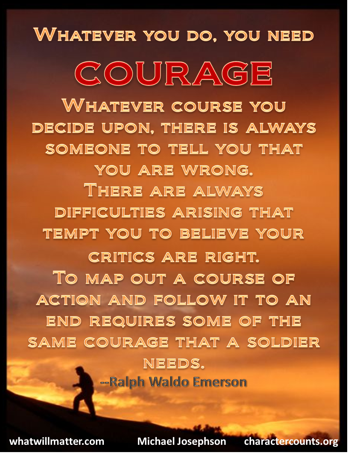 Courage quote #1