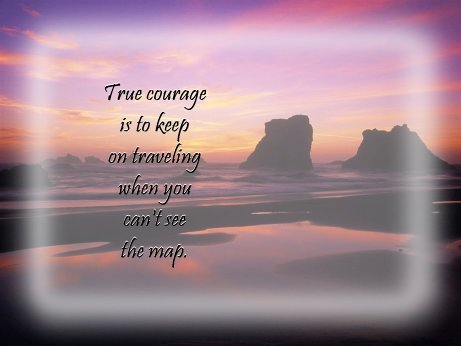 Courage quote #6