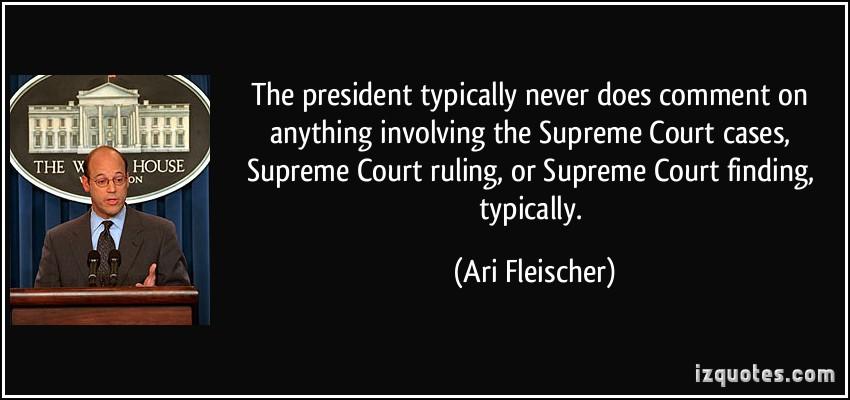 Court Cases quote #1