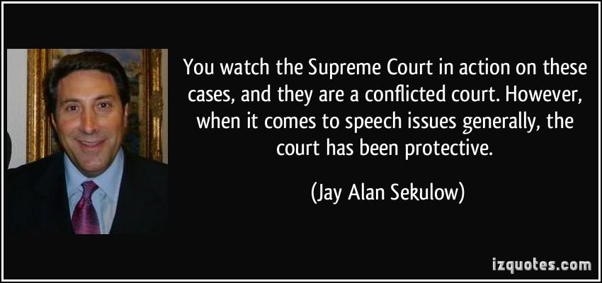 Court Cases quote #2