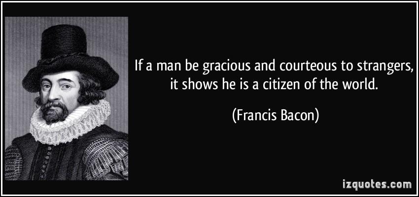Courteous quote #1