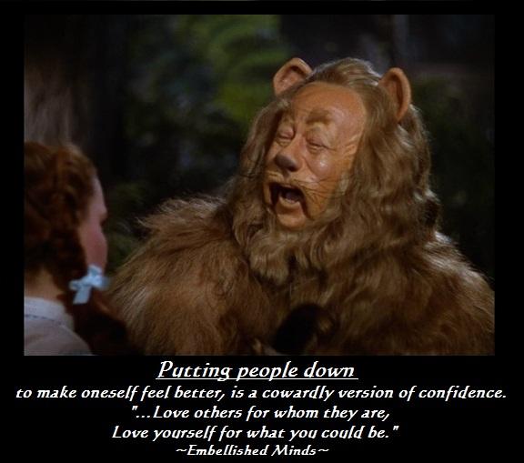 Cowardly quote #4