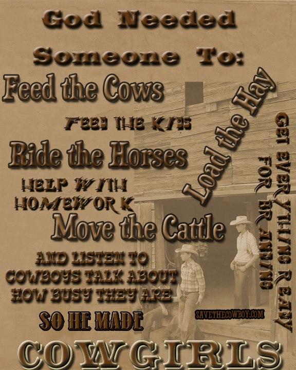 Cowboy quote #1