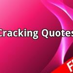 Cracking quote #2