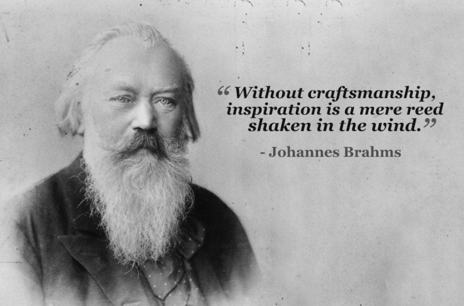 Craftsmanship quote #1