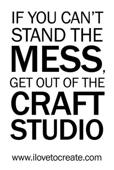 Crafty quote #1