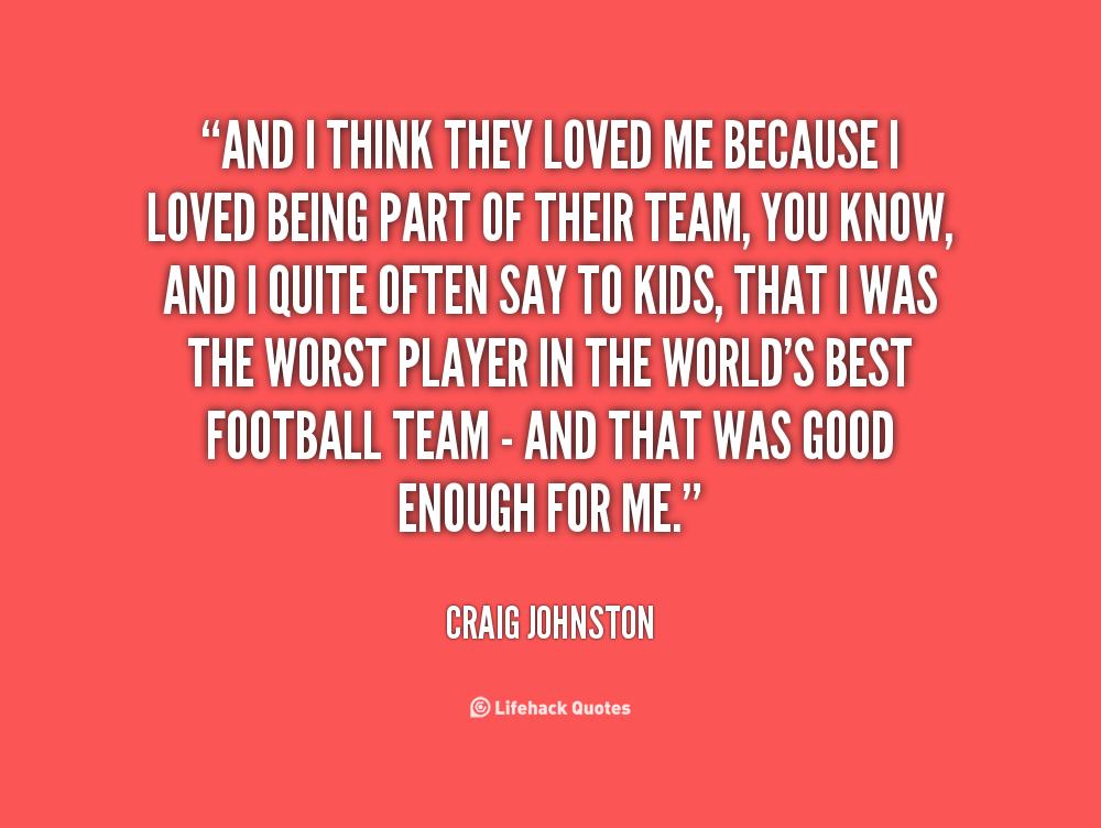Craig Johnston's quote #3