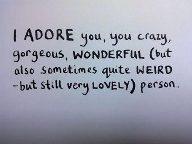 Crazy Person quote #2