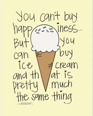 Cream quote #1