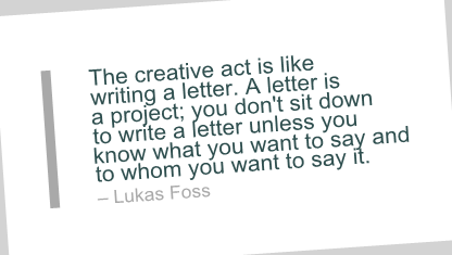 Creative Act quote #1