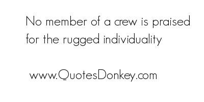 Crew quote #4