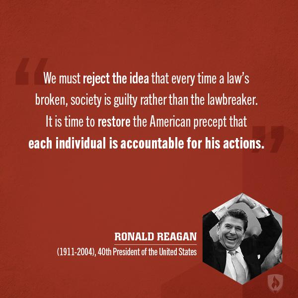 Criminal Justice quote #1