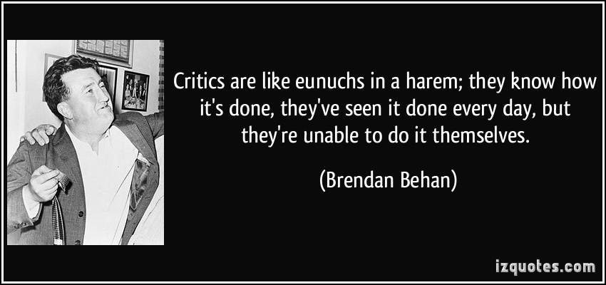 Critics quote #3