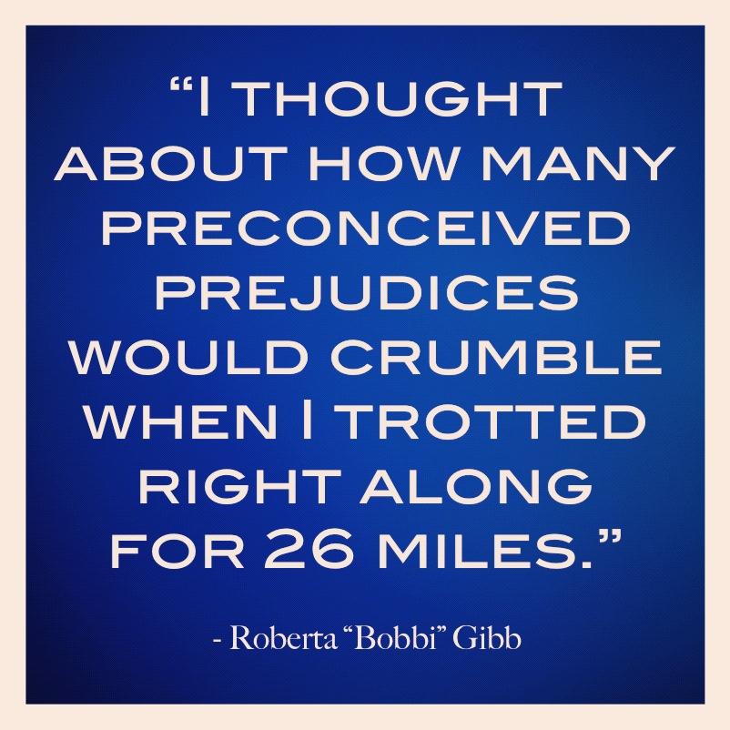 Crumble quote #1