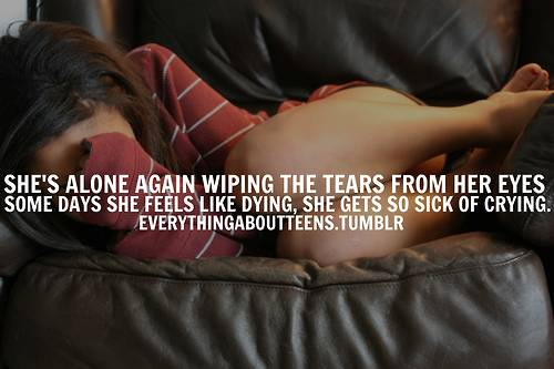 Crying quote #3