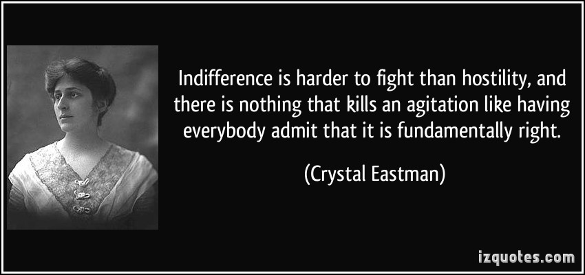 Crystal Eastman's quote #4