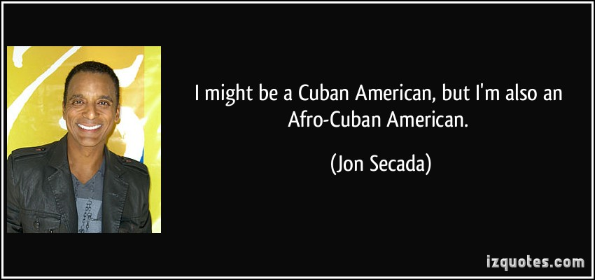 Cuban quote #1